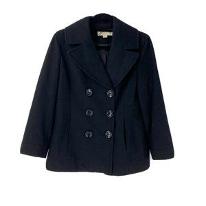 Michael Kors Small Jacket Peacoat Double Breasted